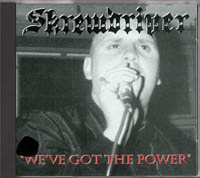 Skrewdriver - We got the Power